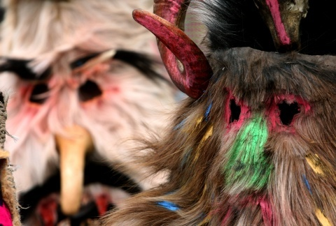 Bulgaria's Largest Kukeri Festival Kicks off in Pernik: Bulgaria's Largest Kukeri Festival Kicks off in Pernik