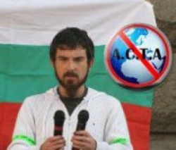 Bulgaria: Protest Organizer: ACTA Doesn't Distinguish Counterfeiting from Sharing