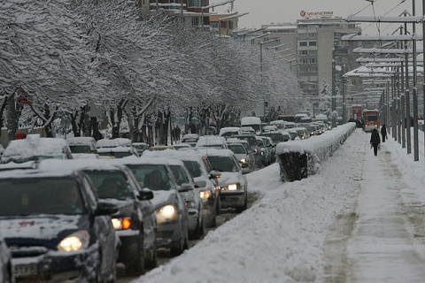 Bulgaria Remains in Grip of Polar Cold: Bulgaria Remains in Grip of Polar Cold