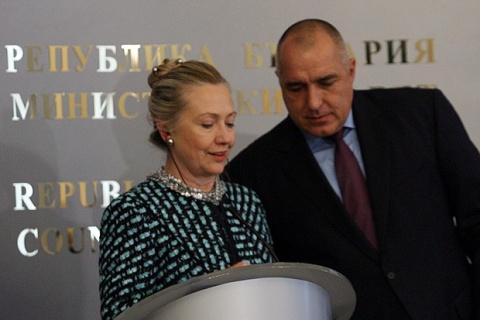 Bulgaria: Clinton: USA Is Bulgaria's Friend Forever