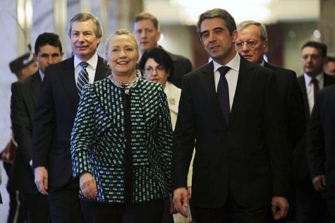 Bulgaria: Clinton in Sofia: US Joins Decade of Roma Inclusion