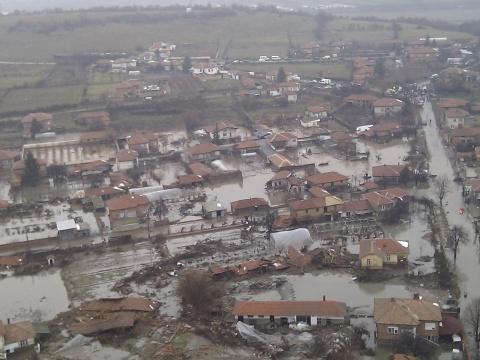 Bulgaria: Bulgaria's Flood Death Toll Rises to 8