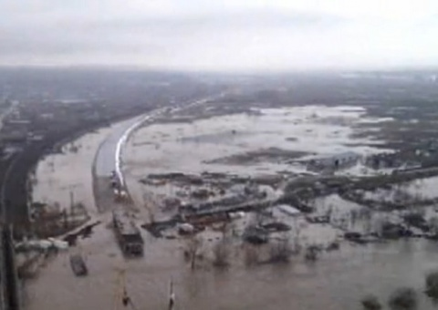 Bulgaria: N Greece Declares Emergency after Bulgarian Floods