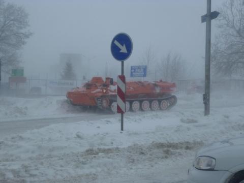 Bulgaria: Blizzards Engulf NE Bulgaria as South Gets Flooded
