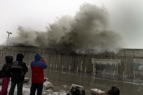Sea Storm Unveils Antique Town on Bulgaria's Coast: Sea Storm Unveils Ancient Town on Bulgaria's Coast