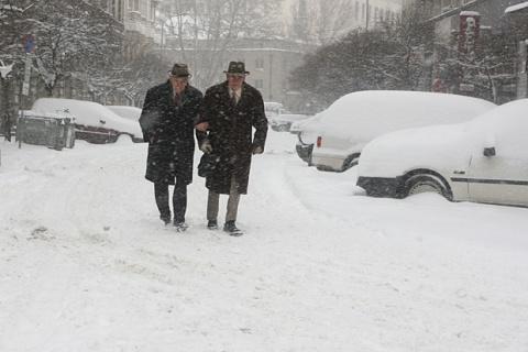 Northern Bulgaria still under Code Orange over Polar Cold: Northern Bulgaria still under Code Orange over Polar Cold