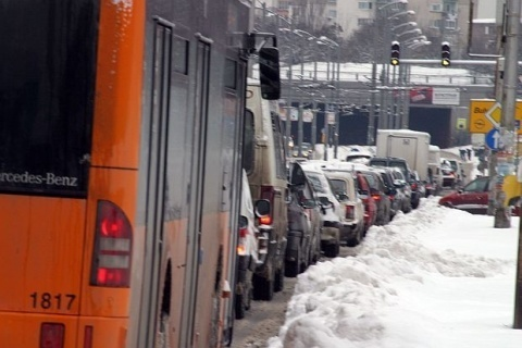Bulgaria Gripped by new Heavy Snowfall: Bulgaria Gripped by New Heavy Snowfall