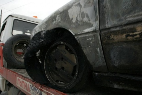 5 Cars Torched in Bulgaria Overnight: 5 Cars Torched in Bulgaria Overnight