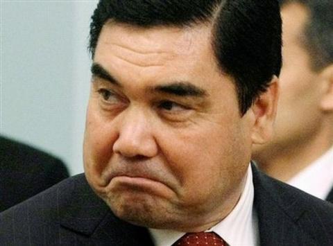 'Turkmenistan's President