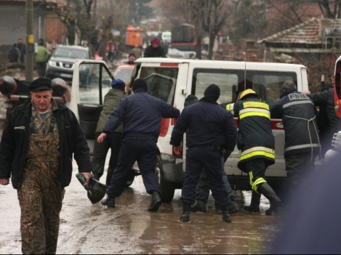 Bulgaria under Flood Alert over Snowmelt: Bulgaria under Flood Alert over Snowmelt