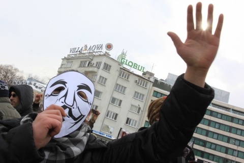 Bulgaria: Bulgaria Anti-ACTA Rallies Get Anemic
