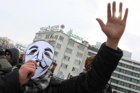 Bulgaria: Bulgaria Anti-ACTA Rallies Get Anemic