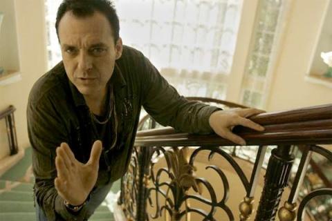Bulgaria: Vinnie Jones, Tom Sizemore in Bulgaria for 'Company of Heroes' Film