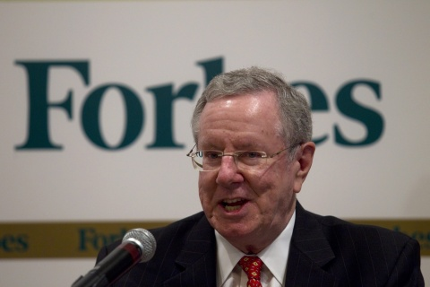 Bulgaria: Greece Should Follow Bulgaria, Albania Tax Example - Steve Forbes