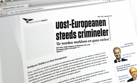 Bulgaria: EP Wants Netherlands to Condemn Xenophobic Website