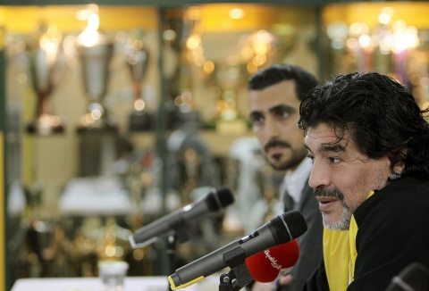 Bulgaria: Mourinho World's Best Coach, Maradona Says