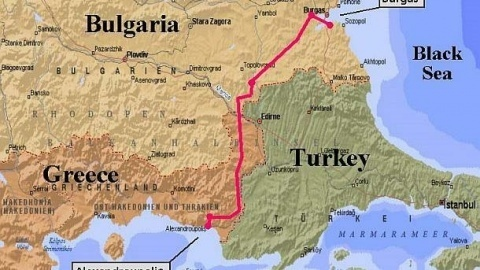 Bulgaria: Russia Determined to Build Trans-Balkan Pipe, Cut Costs