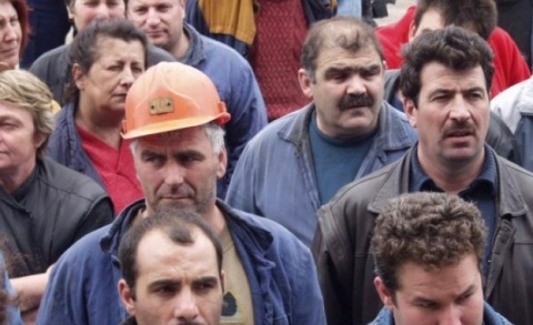 Protests of Bulgarian Lead Workers Escalate: Protests of Bulgarian Lead Workers Escalate