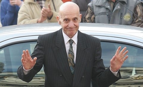 Bulgaria: Famed Bulgarian Actor Naum Shopov Dies at 81