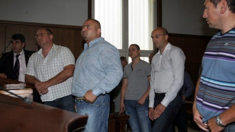 Bulgaria's Norotious Mobster Pair Goes to Jail: Bulgaria's Norotious Mobster Pair Goes to Jail