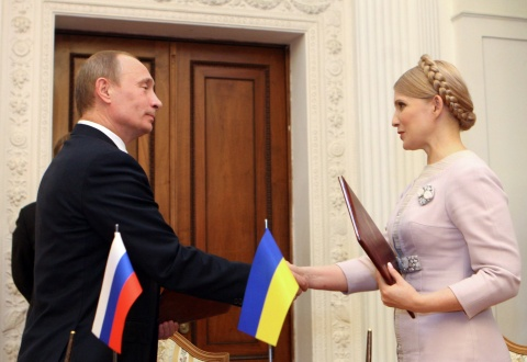 Bulgaria: Putin Wants to Treat Tymoshenko, Slams Euro 2012 Boycott