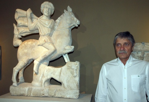 Bulgaria: Bulgarian Archaeology Museum Gets Unique Thracian Statue