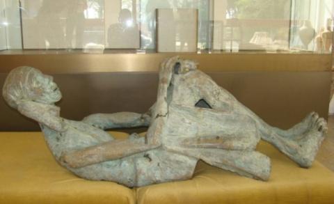 Divers Stumble upon Bronze Statue in Bulgarian Black Sea Waters: Divers Stumble upon Bronze Statue in Bulgarian Black Sea