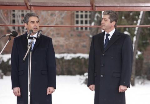 Bulgaria: Bulgarian President: I Always Go West, Others Went East
