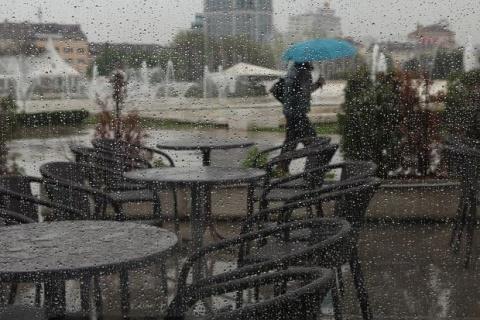 Eastern Bulgaria under Code Yellow over Downpours: Eastern Bulgaria under Code Yellow over Downpours