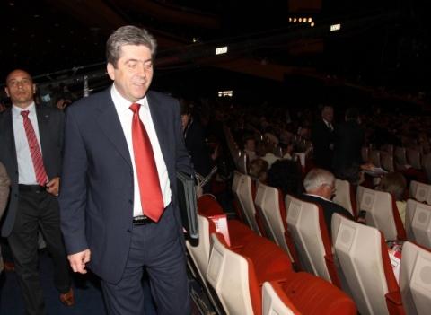 Bulgaria: Ex President Parvanov Quits Bulgarian Socialists' Leadership Race