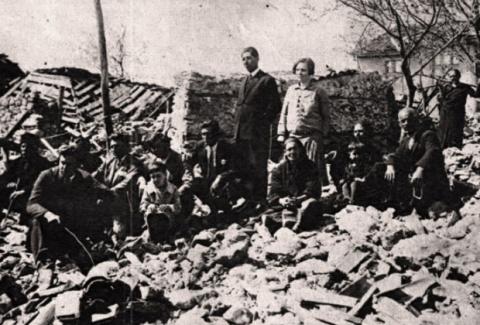 Bulgaria: Western Bulgaria Earthquake Strongest for Sofia since 1858