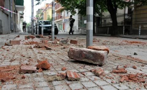 Bulgaria: 50 Buildings to Be Demolished in Wake of Bulgaria Earthquake