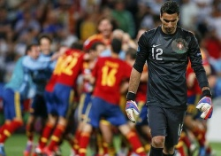 Bulgaria: Spain Beat Portugal in Euro 2012 Semi-Final after Penalty Kicks