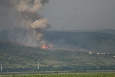 Bulgaria: Ammunition Depot Explosions Cause Earthquake in Bulgaria