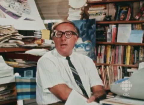 US Sci-Fi Legend Ray Bradbury Dies at 91: US Sci-Fi Legend Ray Bradbury Dies at 91