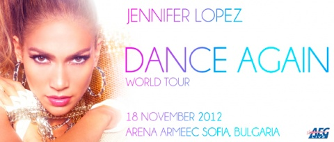 Bulgaria: J-Lo to Heat Up Bulgaria in November, This Time It is for Real