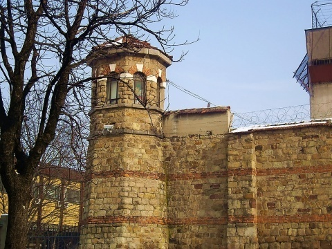 Bulgarian Prison Guards Rally against Deplorable Conditions: Bulgarian Prison Guards Rally against Deplorable Conditions