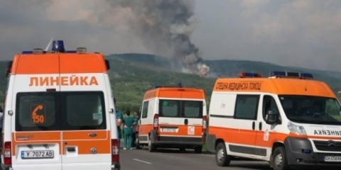 Bulgarian Blasted Ammo Depot Owner Starts Repair Works: Bulgarian Blasted Ammo Depot Owner Starts Repair Works