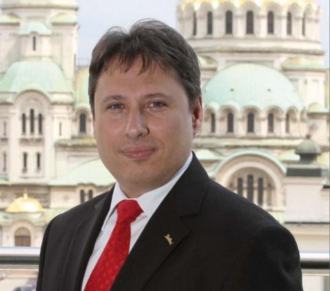 Bulgaria: Radisson Blu Sofia General Manager George Miu: Bulgarians, Romanians Must Hold Hands to Achieve Their European Goals
