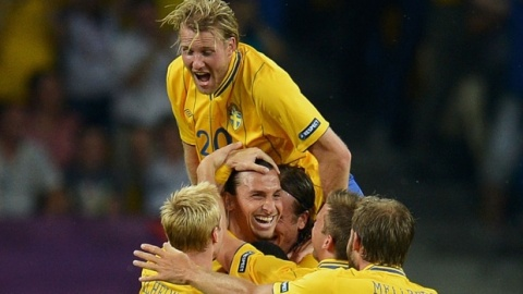 Bulgaria: Sweden Triumph over France in Euro 2012 Group D, Still Go Home