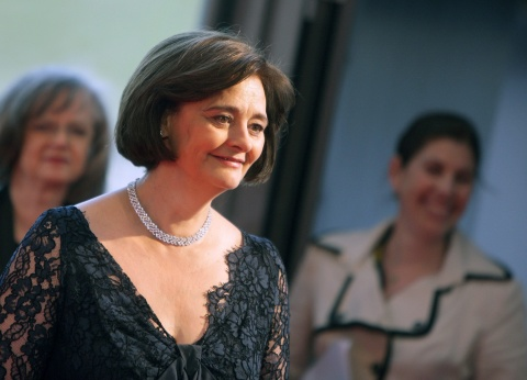 Bulgaria: Cherie Blair on Private Visit to Bulgaria
