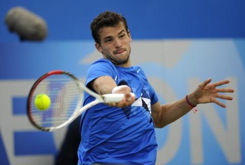 Bulgaria: Bulgaria's Dimitrov Quits Wimbledon over Health Problems