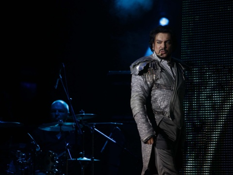 Bulgaria: Philipp Kirkorov Announces Newborn Son at Bulgaria Concert