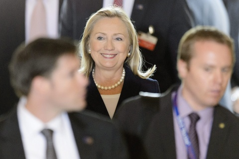 Bulgaria: Clinton: USA to Continue Funding Russian NGOs