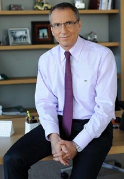 Bulgaria: Bernard Moscheni, CEO of VIVACOM