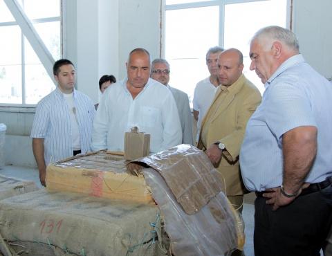 Bulgaria: Borisov Beats 'Bulgaria in Schengen' Drum over Busted Hashish Shipment