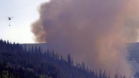 Bulgaria: Bulgaria Enters 4th Day of Efforts to Put Off Vitosha Fire