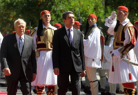 Bulgaria: Papoulias: Greece Eager about Joint Energy Projects with Bulgaria