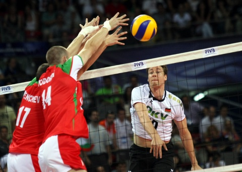 Bulgaria: Emotional Bulgaria Defeats Germany at FIVB World League