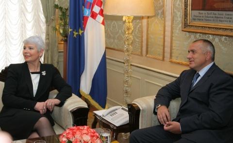 Bulgarian PM in Croatia: We Wish to Be EU's Role Model: Bulgarian PM in Croatia: We Wish to Be EU's Role Model